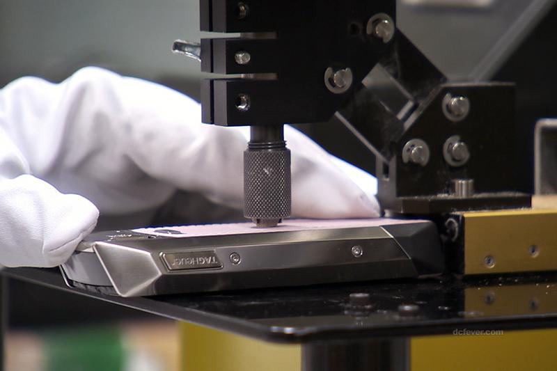 瑞士腕表品牌 tag heuer 首款奢华手机 meridiist高清图片