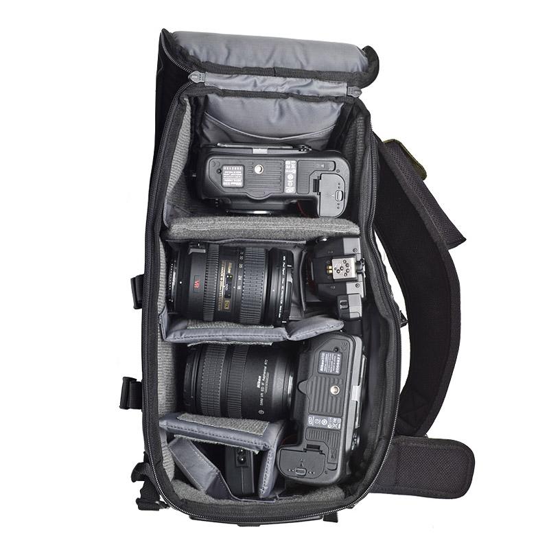 shootout系列拥有多元化的产品线,设有背包,单肩摄影袋,sling bag图片