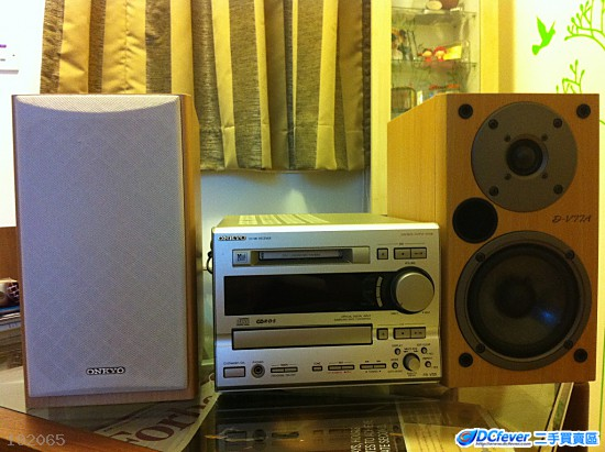 Onkyo FR-V33     mini hifi set