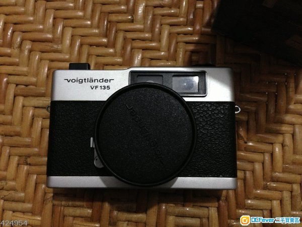 Voigtländer VF 135 (1976 生產)40mm f/2.3 Color-Skoparex