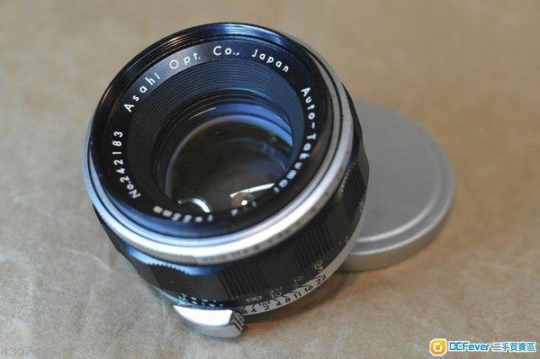 上古大姑媽 Pentax Auto-Takumar 55mm f/2 (M42)
