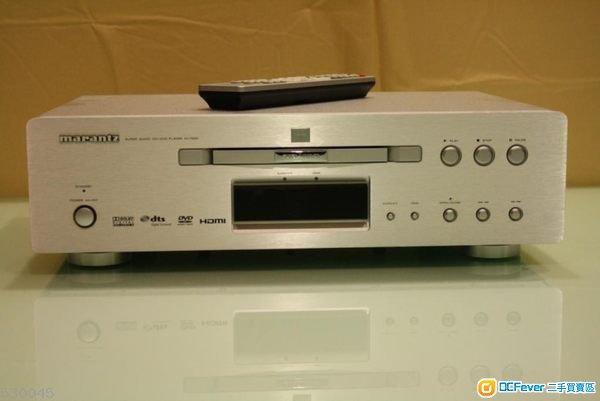 Marantz DV7001 CD/SACD機 HDMI 宇宙盤