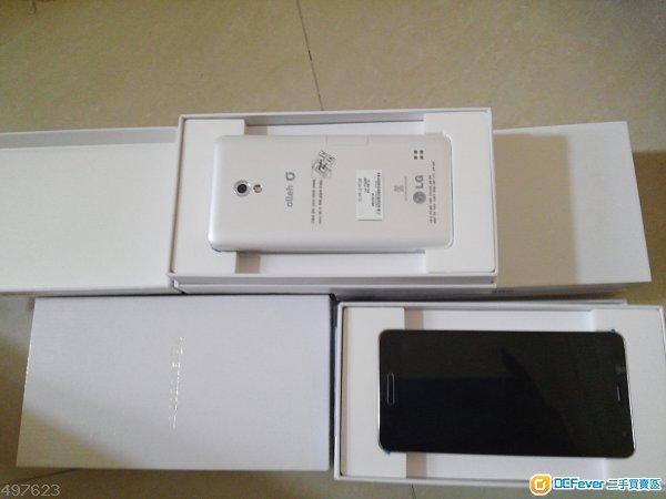 lg optimus gk (f220k)   白色 全新 三碼合一  可以香港lte 1800 4g  有繁體或者簡體中文