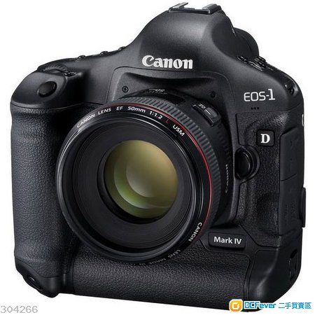 出售 CANON 1D MARK IV (1D4) body - DCFe