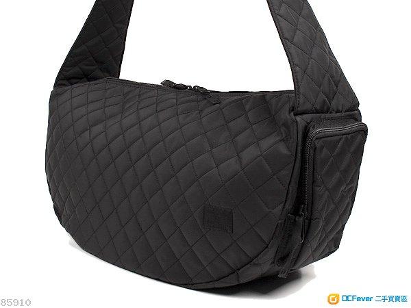 Head Porter Black Beauty Zip Shoulder Bag 42