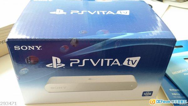 出售 Playstation Vita PS Vita TV PS4 电视游戏