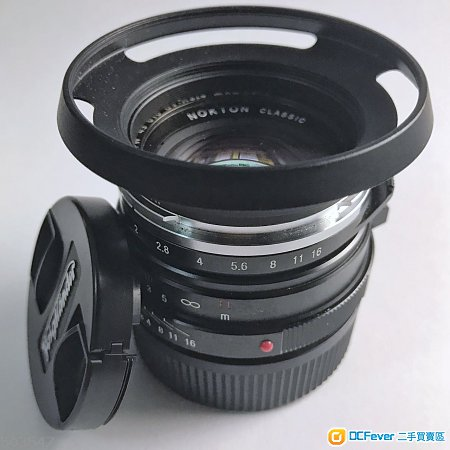 Voigtlander 褔仔 褔倫達 40mm f1.4