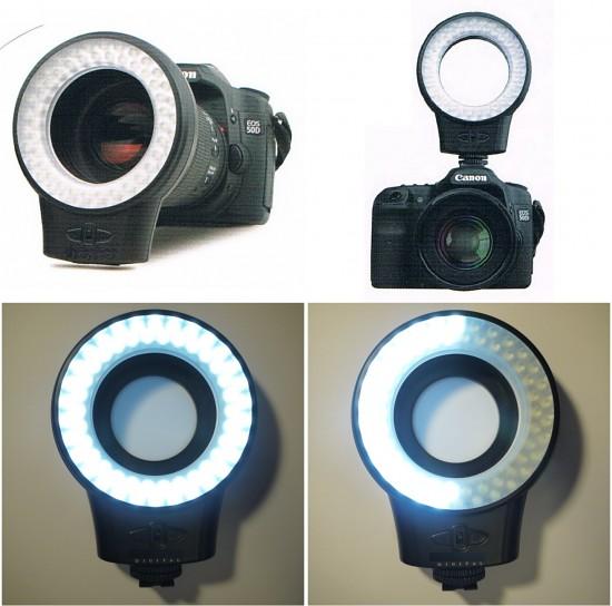 led flash ring 环形闪光灯