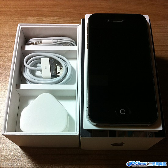apple iphone4 iphone 4 32 32gb zp black 黑色 黑 香港行货 9成新