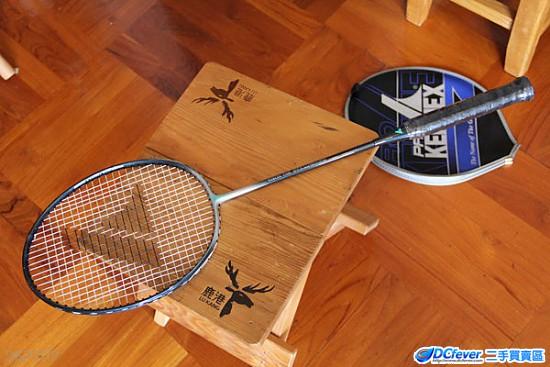 出售 經典 Pro Kennex Keron 1500 Badminton Racket 羽毛球拍