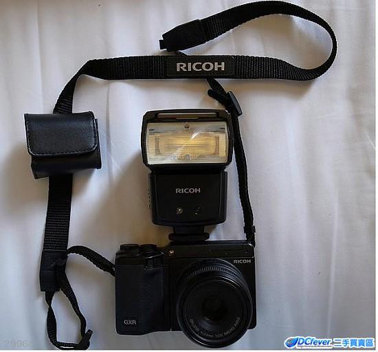 ricoh gxr kit set a12 28mm   专用gf1 闪光灯