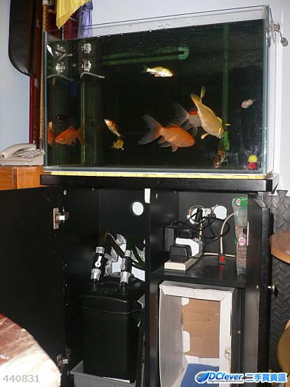 鱼缸前置滤桶安装图解