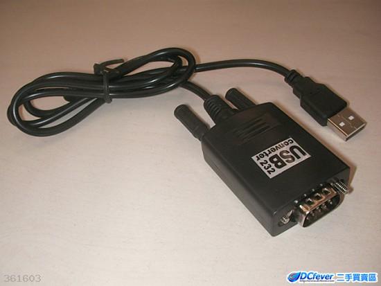 tom - usb to rs232 com port serial port 转 串口 db9 9针 连接线