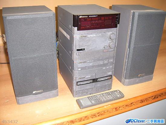 出售: 日本制-山水 sansui mc-7x 中型 hifi 影音组合