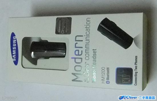 全新行货三星hm1200蓝牙耳机