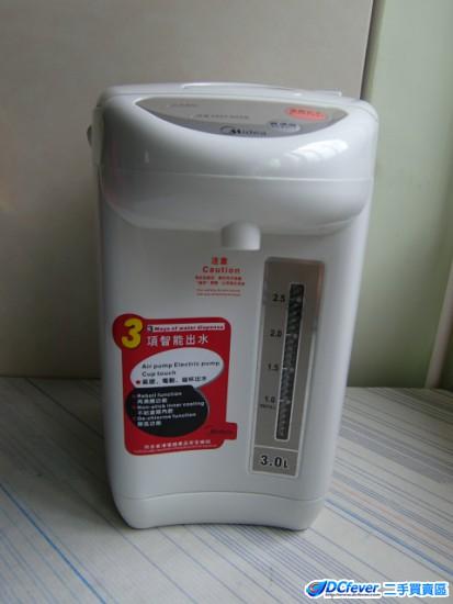 美的电热水瓶