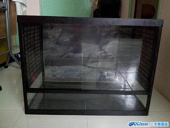 小户阳台养龟池设计图展示图片