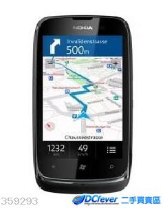 nokia lumia 610 黑色行货