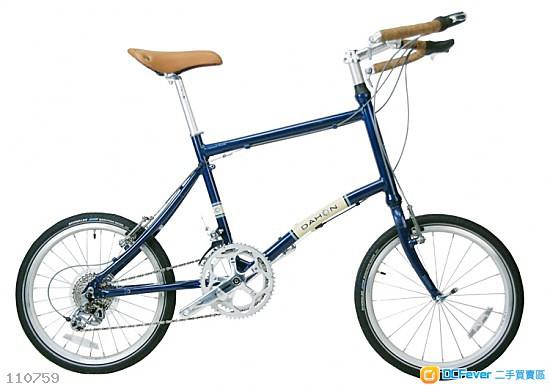特价正品美国大行dahon折叠自行车