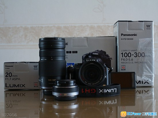 panasonic gh1   14-140mm   20mm 1.