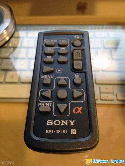 相机遥控器 rmt-dslr1