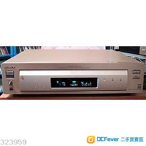 sony dvp s7000 cd/ dvd player