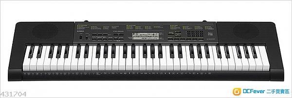 ctk-2200 标准型电子琴 hk$ 1399