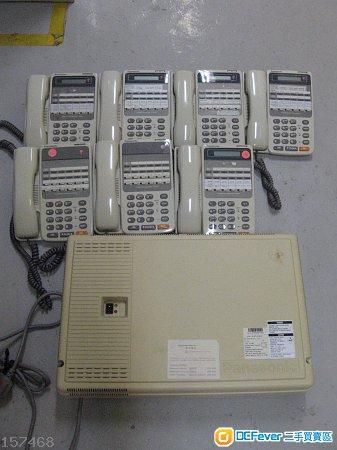 Panasonic商业电话系统 VB9250