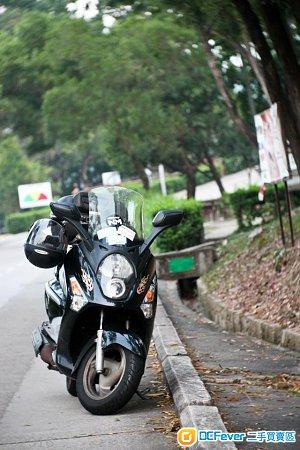 250飞鹰 电单车