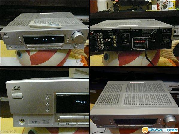 jvc rx 5042 av amp