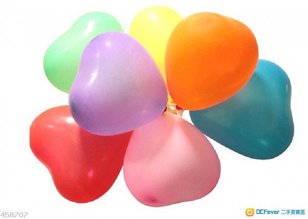 心形 气球 - dcfever.com