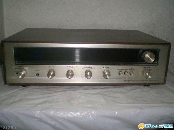 先锋 电子管扩音机