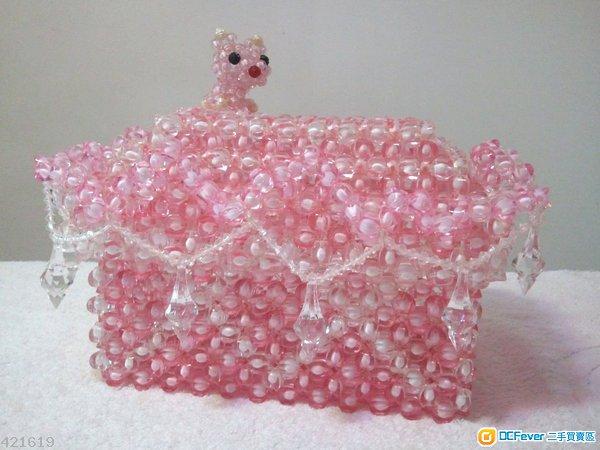 手工艺品 水晶串珠