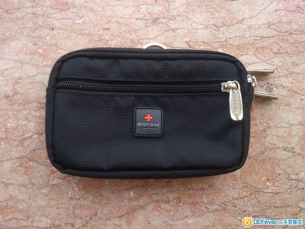 bodysac大腰包 可放note2手机