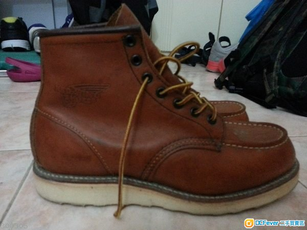 red wing 875 us 8.5e