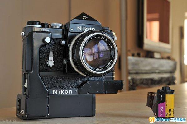 专业单镜反光菲林相机