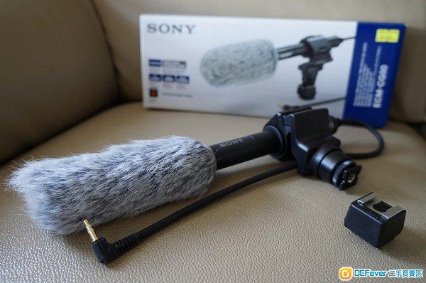 sony ecm-cg50 shotgun mic 枪型麦克风