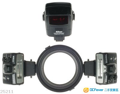 nikon r1c1 微距灯 close-up speedlight kit (行货 有保养)