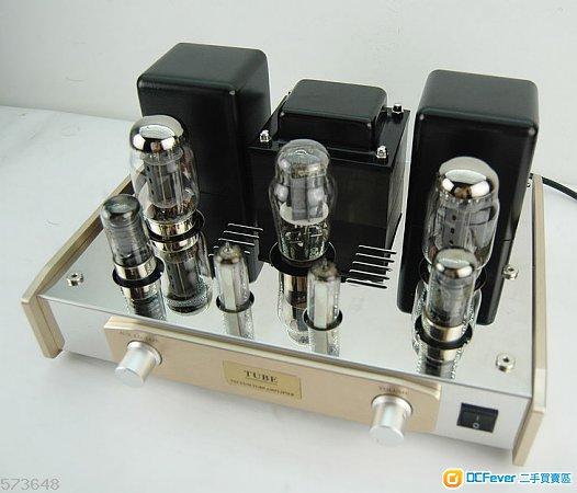 kt88单端胆机电路图_kt88胆机电路图