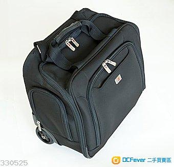 拖轮式行李箱