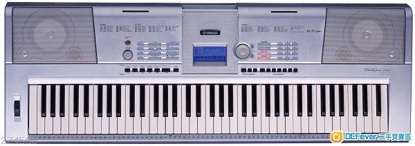76键电子琴,雅马哈电子琴dgx-20576键力度感响应键盘