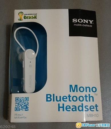 全新sony mbh10 蓝牙耳机