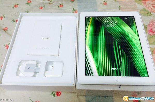Pad 配备 Retina 显示器 LTE 4G wifi 16GB 香港苹果行货