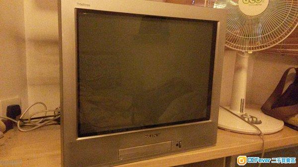 crt tv 平面方角电视