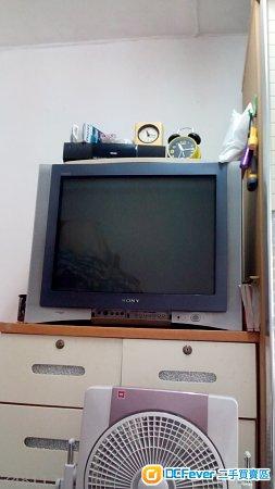 sony crt 25吋电视
