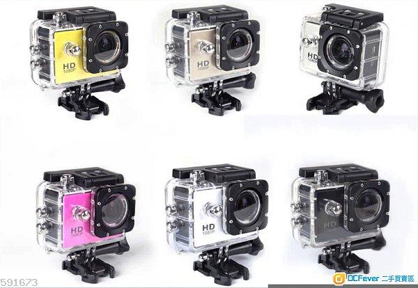 山狗3代 - sj4000防水户外运动高清1080p摄像机