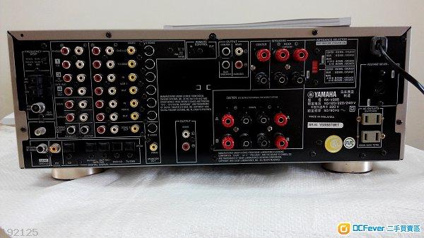 雅马哈rxv430接线图