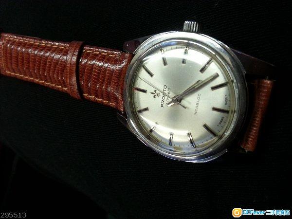 古董pronto手表 高清图片