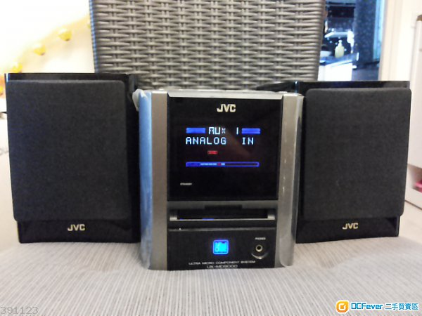 jvc ux-md9000 mini音响组合