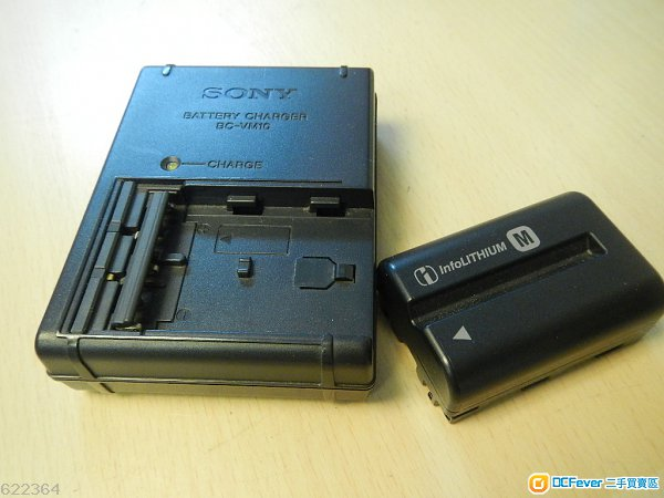 sony bc-vm10 原装 充电器 for fm500 for alpha dslr a700 a850 a900